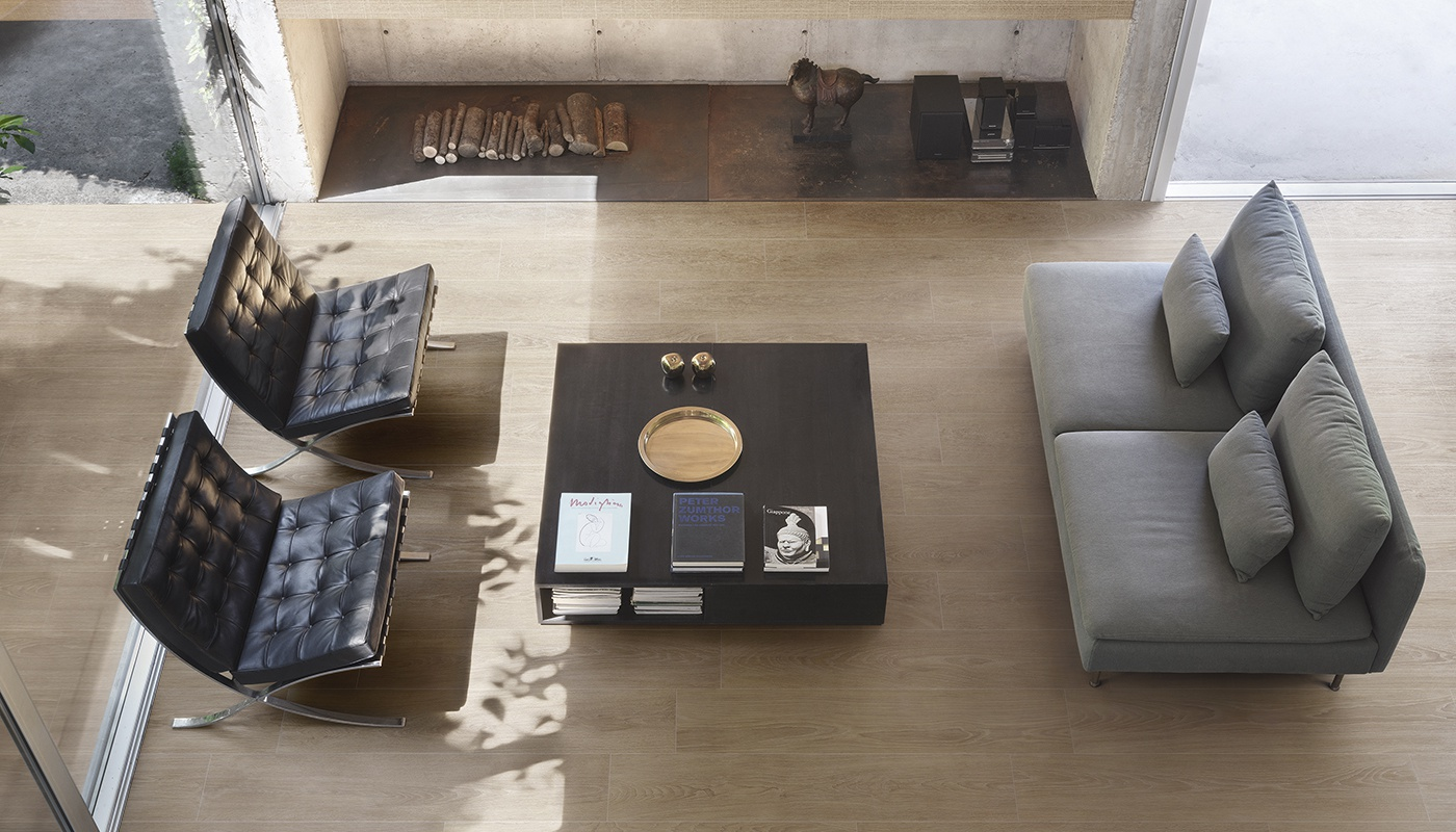 Woodtouch living natural legno 1986