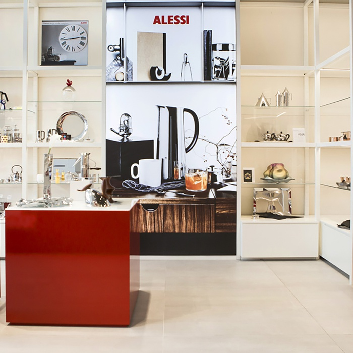 Restyling Alessi Store  1082