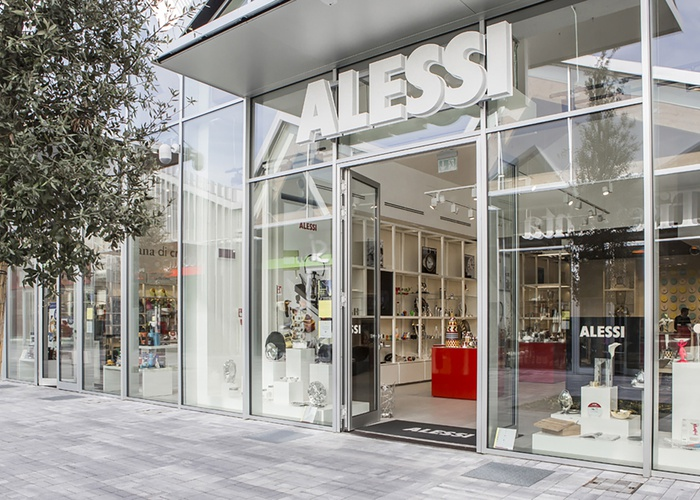 Restyling Alessi Store