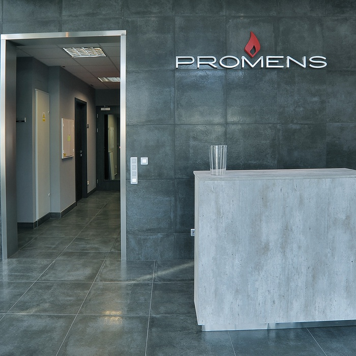 Restyling sede Promens  1112